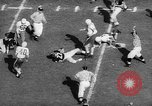 Image of American football match New York United States USA, 1958, second 12 stock footage video 65675055672