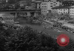 Image of Canoe Competition Spain, 1959, second 9 stock footage video 65675055676