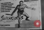 Image of premiere of Spartacus London England United Kingdom, 1960, second 6 stock footage video 65675055682