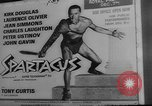Image of premiere of Spartacus London England United Kingdom, 1960, second 8 stock footage video 65675055682