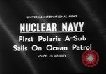 Image of Polaris missile Charleston South Carolina USA, 1960, second 4 stock footage video 65675055688