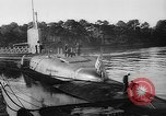 Image of Polaris missile Charleston South Carolina USA, 1960, second 7 stock footage video 65675055688