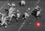 Image of football match New Haven Connecticut USA, 1960, second 9 stock footage video 65675055693