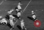 Image of football match New Haven Connecticut USA, 1960, second 10 stock footage video 65675055693