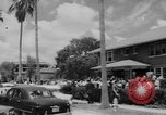 Image of relatives of Cuba Bay of Pigs invaders Miami Florida USA, 1961, second 6 stock footage video 65675055695