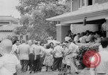 Image of relatives of Cuba Bay of Pigs invaders Miami Florida USA, 1961, second 12 stock footage video 65675055695