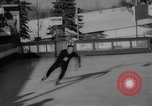 Image of Barrel Jumping competition on ice Liberty New York USA, 1961, second 10 stock footage video 65675055703