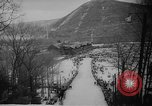 Image of Tokle Memorial Ski Jump Bear Mountain New York USA, 1961, second 11 stock footage video 65675055704