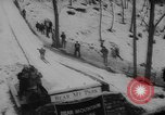 Image of Tokle Memorial Ski Jump Bear Mountain New York USA, 1961, second 12 stock footage video 65675055704