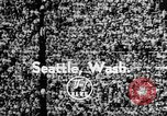 Image of American Football Seattle Washington USA, 1955, second 5 stock footage video 65675055714