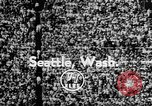 Image of American Football Seattle Washington USA, 1955, second 6 stock footage video 65675055714