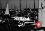 Image of International Dragon Boat Race Holland Netherlands, 1955, second 1 stock footage video 65675055715