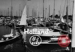 Image of International Dragon Boat Race Holland Netherlands, 1955, second 3 stock footage video 65675055715