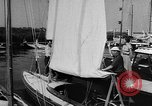 Image of International Dragon Boat Race Holland Netherlands, 1955, second 4 stock footage video 65675055715