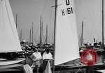 Image of International Dragon Boat Race Holland Netherlands, 1955, second 10 stock footage video 65675055715