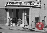 Image of Salon Emilie Montreal Quebec Canada, 1956, second 9 stock footage video 65675055718