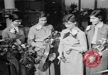 Image of Salon Emilie Montreal Quebec Canada, 1956, second 12 stock footage video 65675055718