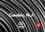 Image of Camden Stakes Camden New Jersey USA, 1956, second 2 stock footage video 65675055721