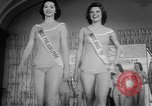 Image of Annual Beauty Pageant Washington DC USA, 1957, second 8 stock footage video 65675055724