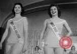 Image of Annual Beauty Pageant Washington DC USA, 1957, second 9 stock footage video 65675055724