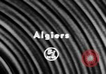 Image of Helicopters aid Algeria, 1957, second 1 stock footage video 65675055725