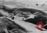 Image of Helicopters aid Algeria, 1957, second 3 stock footage video 65675055725