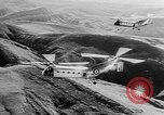 Image of Helicopters aid Algeria, 1957, second 4 stock footage video 65675055725