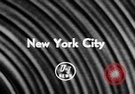 Image of All-Star College Basketball Game New York United States USA, 1957, second 4 stock footage video 65675055726