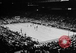 Image of All-Star College Basketball Game New York United States USA, 1957, second 7 stock footage video 65675055726