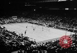 Image of All-Star College Basketball Game New York United States USA, 1957, second 9 stock footage video 65675055726