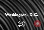 Image of Little League Baseball Team Washington DC USA, 1957, second 5 stock footage video 65675055735