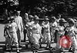 Image of Little League Baseball Team Washington DC USA, 1957, second 7 stock footage video 65675055735