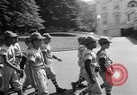 Image of Little League Baseball Team Washington DC USA, 1957, second 9 stock footage video 65675055735