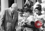 Image of Little League Baseball Team Washington DC USA, 1957, second 11 stock footage video 65675055735