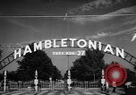 Image of Hambletonian Du Quoin Illinois USA, 1957, second 5 stock footage video 65675055740