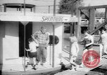 Image of spinning soccer boat Vancouver British Columbia Canada, 1957, second 3 stock footage video 65675055744