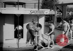 Image of spinning soccer boat Vancouver British Columbia Canada, 1957, second 4 stock footage video 65675055744