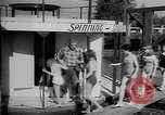 Image of spinning soccer boat Vancouver British Columbia Canada, 1957, second 5 stock footage video 65675055744