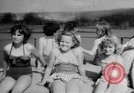 Image of spinning soccer boat Vancouver British Columbia Canada, 1957, second 10 stock footage video 65675055744