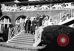 Image of Fashion Parade Belmont Park New York USA, 1957, second 6 stock footage video 65675055745