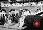 Image of Fashion Parade Belmont Park New York USA, 1957, second 8 stock footage video 65675055745