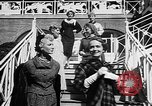 Image of Fashion Parade Belmont Park New York USA, 1957, second 12 stock footage video 65675055745