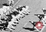 Image of American football West Point New York USA, 1957, second 3 stock footage video 65675055747