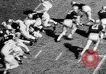 Image of American football West Point New York USA, 1957, second 5 stock footage video 65675055747