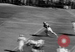 Image of American football West Point New York USA, 1957, second 9 stock footage video 65675055747