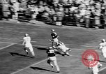Image of American football West Point New York USA, 1957, second 11 stock footage video 65675055747
