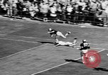 Image of American football West Point New York USA, 1957, second 12 stock footage video 65675055747