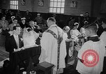 Image of marriage ceremony Ontario Canada, 1958, second 12 stock footage video 65675055749