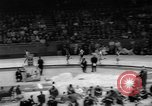 Image of Indoor Track Athletics New York United States USA, 1959, second 12 stock footage video 65675055766
