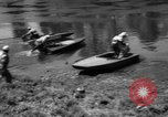 Image of White Water Racing Oregon United States USA, 1959, second 7 stock footage video 65675055769